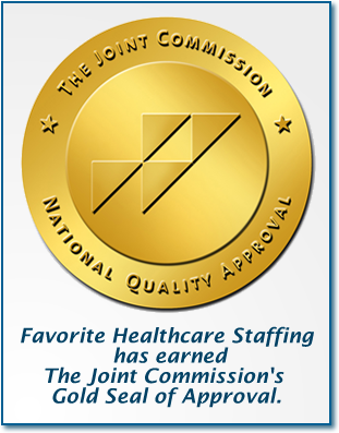 The joint commission certification favorite healthcare for 1 renaissance blvd oakbrook terrace il